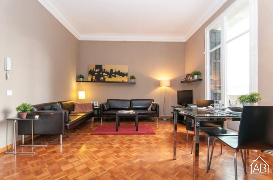 AB Chic And Fashion Apartment - Élégant appartement d´une chambre dans l´Eixample - AB Apartment Barcelona