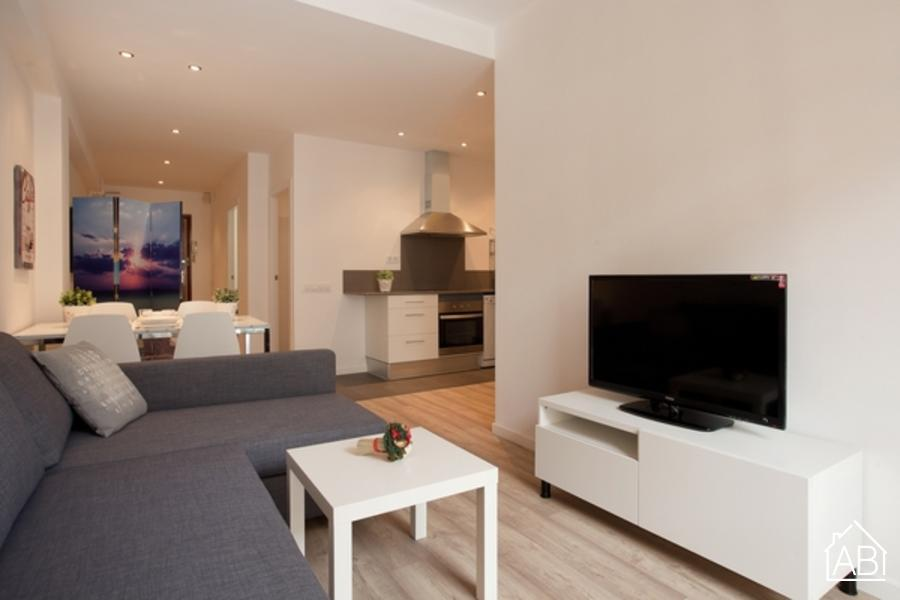AB Gran Via - Casanova I - Stylish apartment in the exciting Eixample neighborhood - AB Apartment Barcelona
