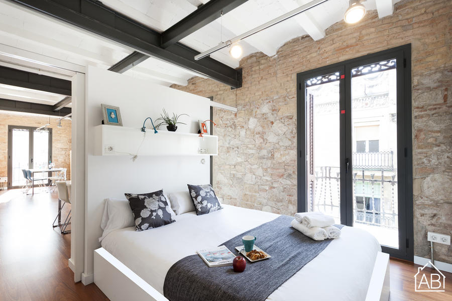 AB Paral·lel Tapioles - Trendy 1-Bedroom Poble Sec Apartment with a Balcony near Montjuïc - AB Apartment Barcelona