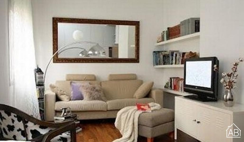 AB Barceloneta Beach - Ginebra Street - Lovely apartment in heart of Barceloneta - AB Apartment Barcelona