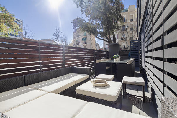 AB Beach Loft Terrace BCN - 巴塞罗那现代明亮的阁楼公寓 - AB Apartment Barcelona
