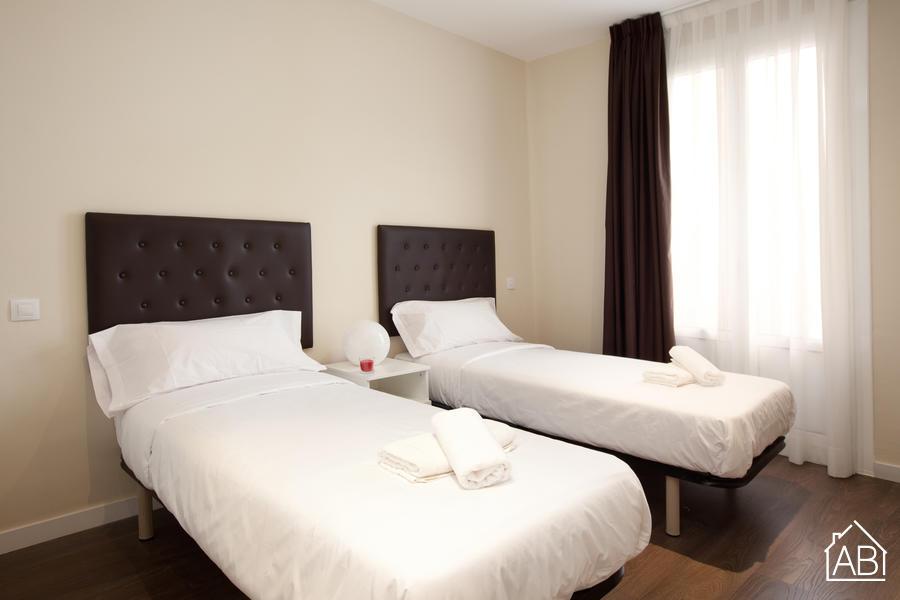 AB Plaça Espanya VII - Amazing 3-Bedroom Eixample Apartment near Plaça d´Espanya - AB Apartment Barcelona