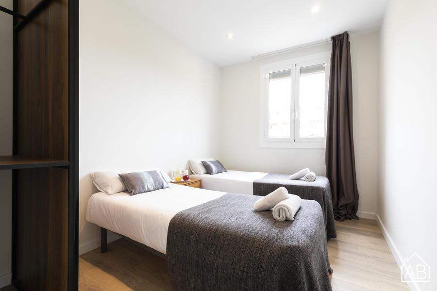 AB Plaça Espanya 3-4 - Elegant appartement met 3 slaapkamers en Eixample in de buurt van Plaça d´Espanya - AB Apartment Barcelona