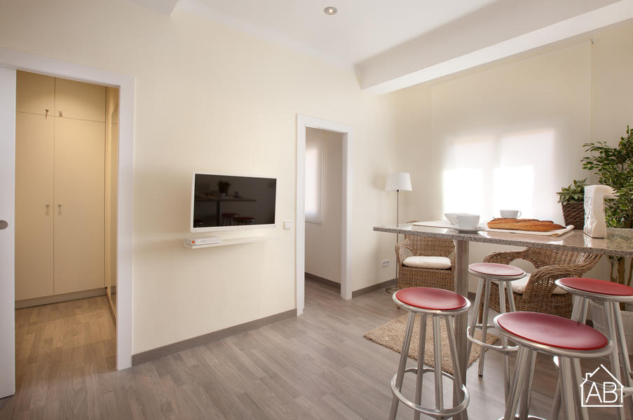 AB Barceloneta Beach - Alcanar Street I - Modern beach apartment, just steps from the shore - AB Apartment Barcelona