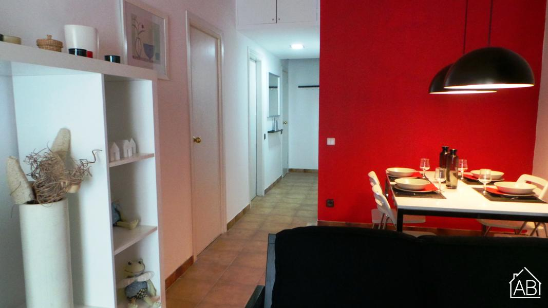 AB Poblenou Apartment - Sleek, 2 bedroom apartment in the cool Poblenou area - AB Apartment Barcelona