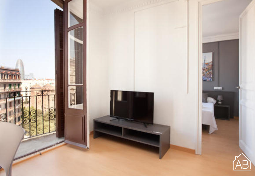 AB Marina Apartment 1-4 - Lovely 3-Bedroom Apartment with a Communal Terrace near the Sagrada Família - AB Apartment Barcelona