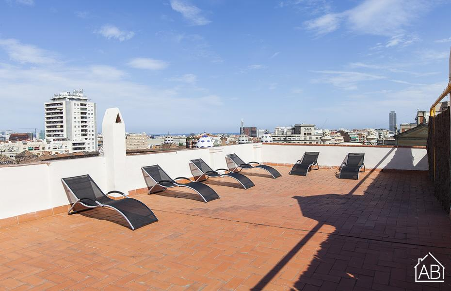 AB Marina Apartment - AB Marina Apartments 1-1 - AB Apartment Barcelona