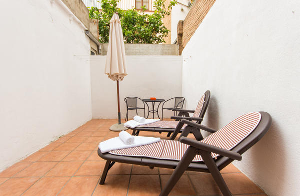 AB Sants- Monjuïc Apartment - Geweldig Pl. Espanya appartement met privé terras - AB Apartment Barcelona