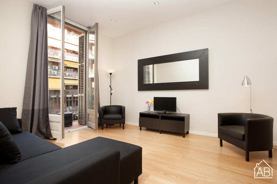 Modern Center B - Appartamento elegante al centro di Barcellona - AB Apartment Barcelona