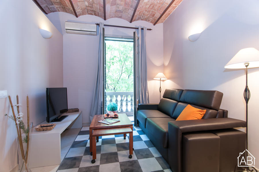 AB OPEN WALL Apartment - Newly renovated apartment near Pl. Espanya  - AB Apartment Barcelona