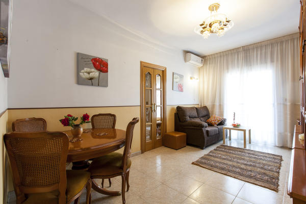 AB Marina Vila Olimpica Apartment - Fantastic 3 bedroom apartment, right next to the Ciutadella Park - AB Apartment Barcelona
