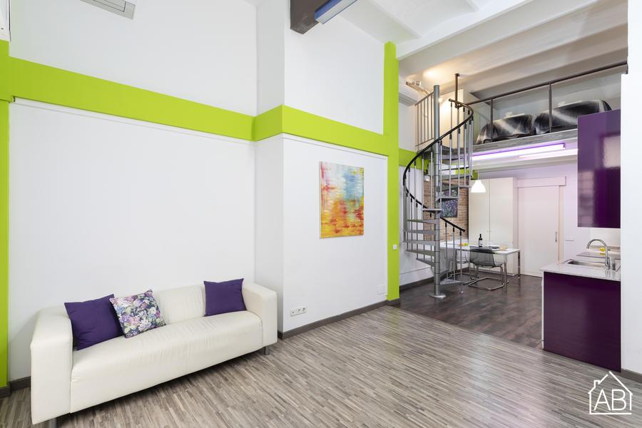 AB Modern Gràcia Apartment - Современные апартаменты с 2 спальнями недалеко от Пасео де Грасиа - AB Apartment Barcelona