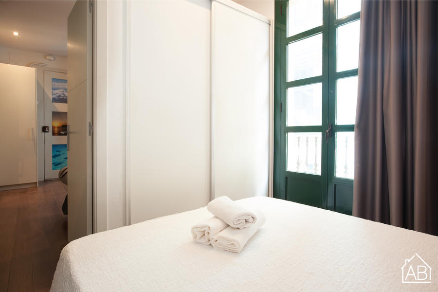 AB Apartment Paseo del Born E-2 - Trendy 2-bedroom Apartment in El Born - AB Apartment Barcelona