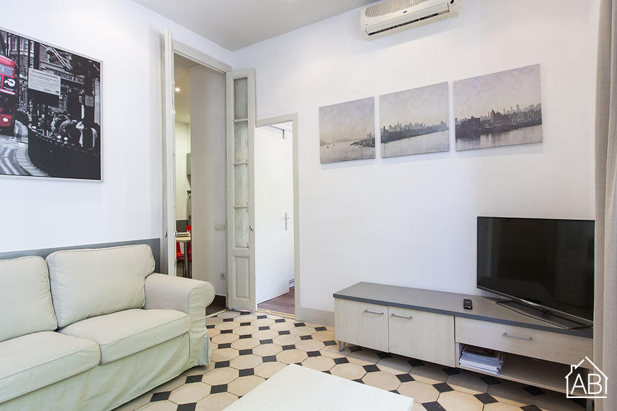 AB Apartment Paseo del Born 1-2 - Lovely 2-bedroom Apartment in El Born - AB Apartment Barcelona