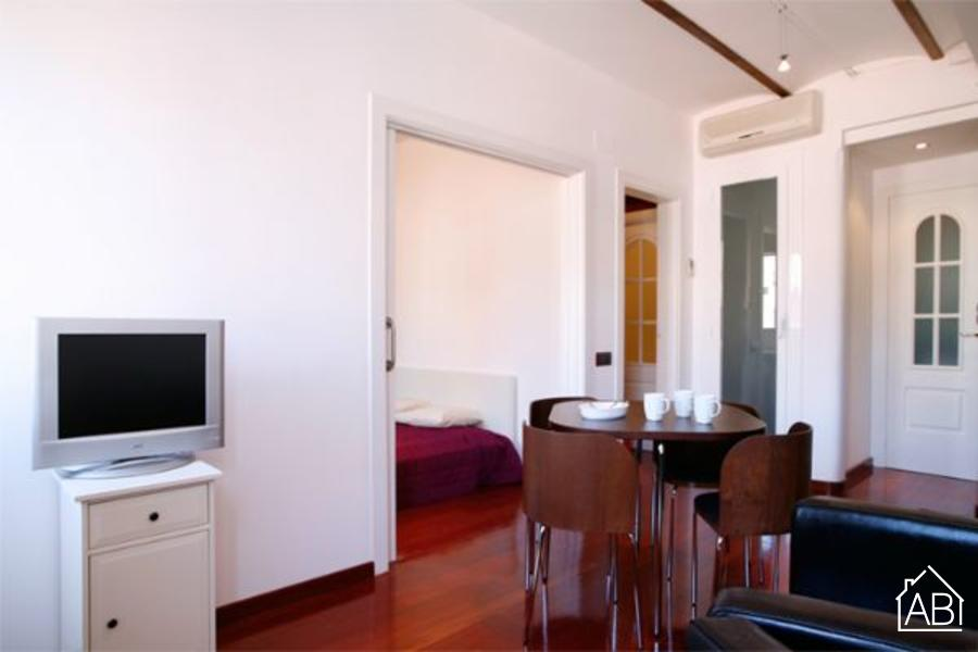 AB Fira de Barcelona 1 Apartment - Homely 1-bedroom Apartment near Plaça d´Espanya - AB Apartment Barcelona