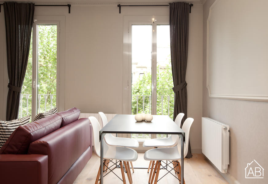 AB Casa Saltor 1-1 - AB Apartment Barcelona