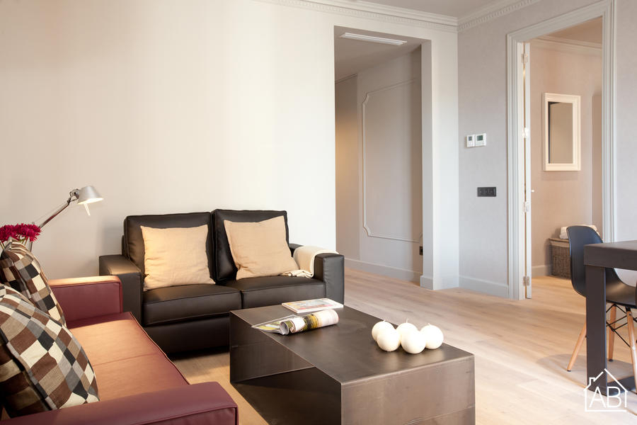 AB Casa Saltor - Beautiful 3-bedroom Apartment with a Private Terrace - AB Apartment Barcelona