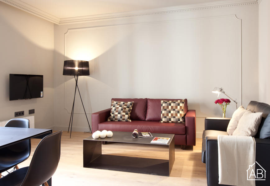 AB Casa Saltor A-2 - AB Casa Saltor Luxury Apartments A-2AB Apartment Barcelona -
