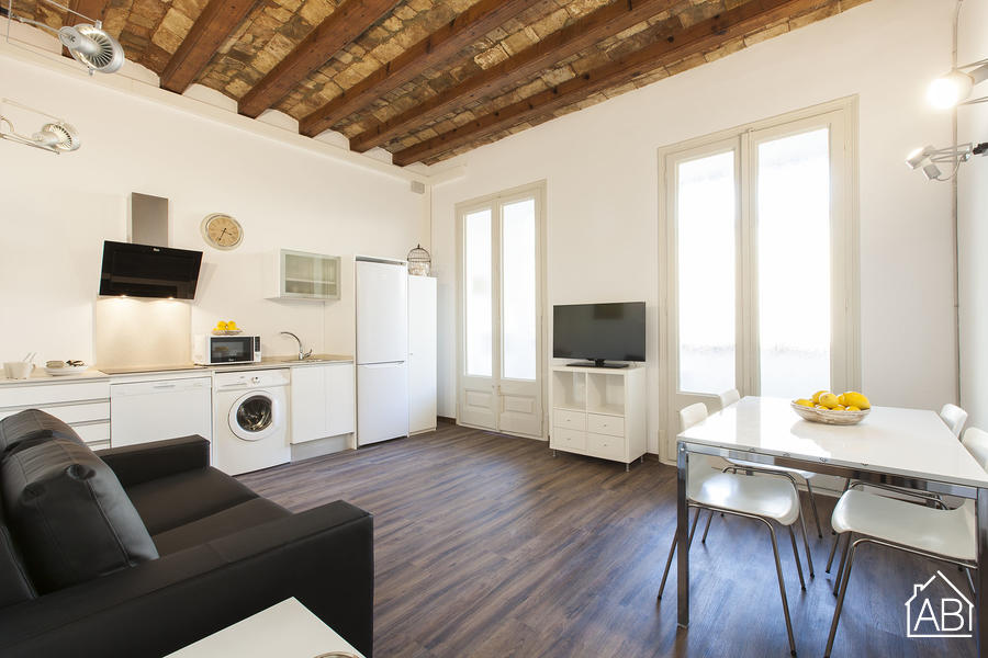 AB Casc Antic I - Lovely apartment near the Barcelona Cathedral - AB Apartment Barcelona