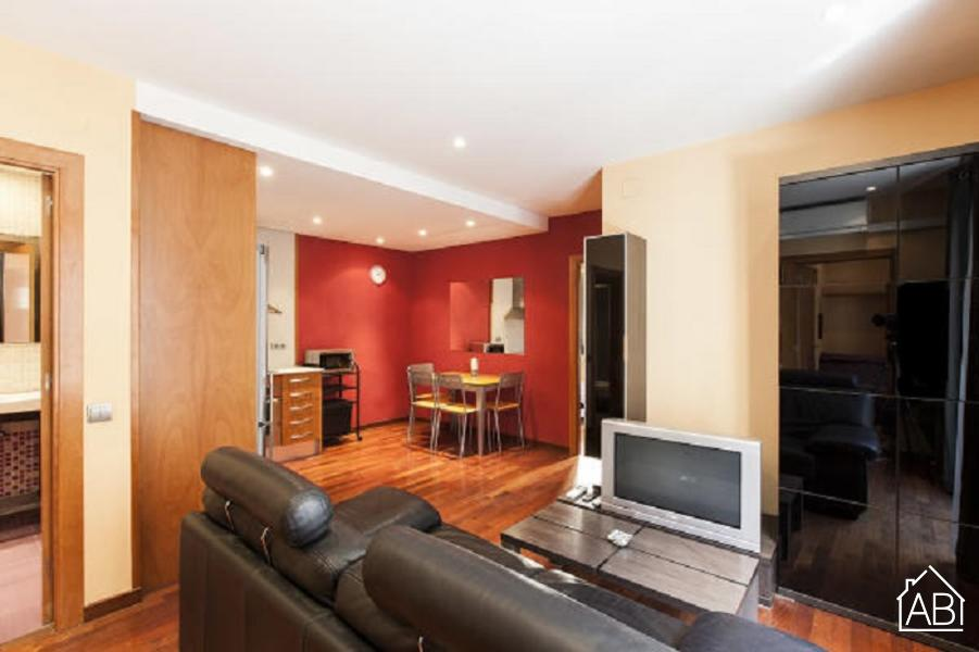 AB The Born Esparteria Apartment - Stylish El Born apartment for 5 people - AB Apartment Barcelona