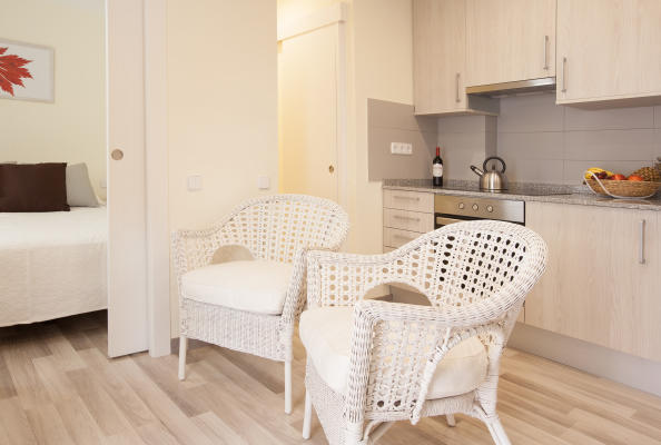 AB Barceloneta - Gine Partagas I - Modern 2 bedroom apartment by Barceloneta beach - AB Apartment Barcelona