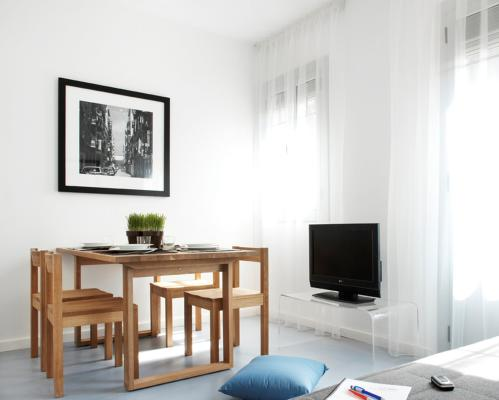 AB Andrea Doria Beach - Nice Barceloneta Beach Apartment with a Communal Terrace - AB Apartment Barcelona