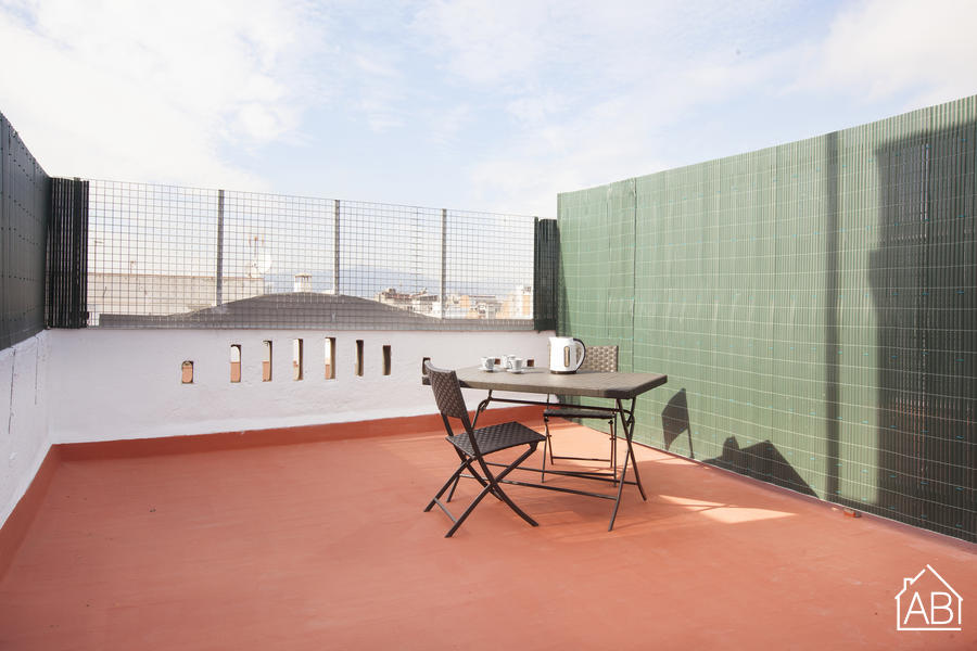AB Nou de la Rambla 5-1 - Lovely 3 bedroom apartment close to Paral.lel street - AB Apartment Barcelona