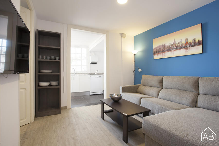 AB Nou de la Rambla Attic TWO - Fantastic 3 bedroom apartment close to Paral.lel street - AB Apartment Barcelona