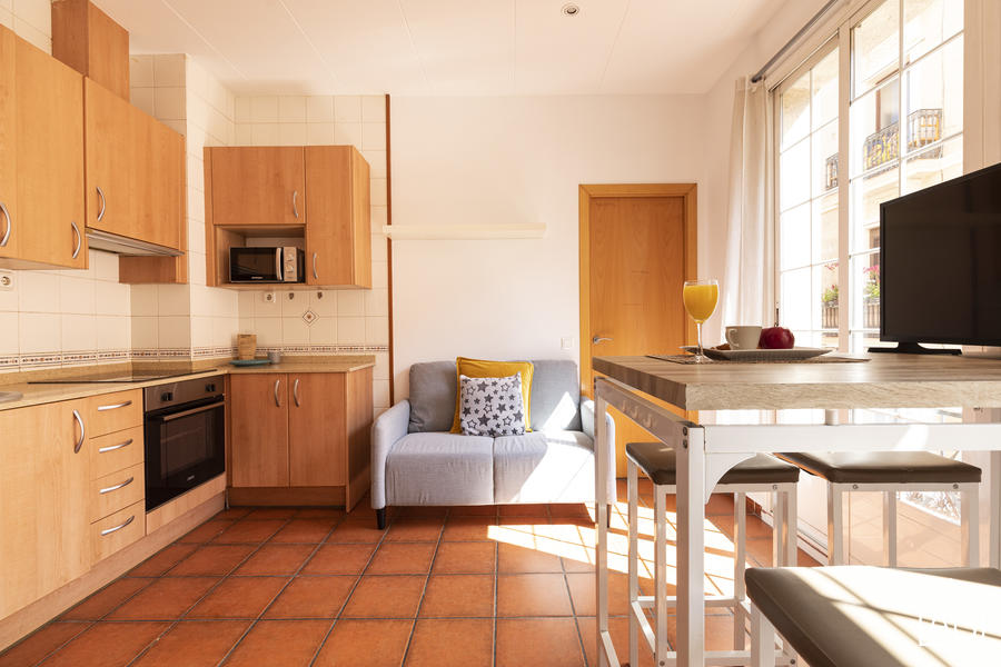 AB Guitert Beach 2 - Cozy apartment right by the Barceloneta beach - AB Apartment Barcelona