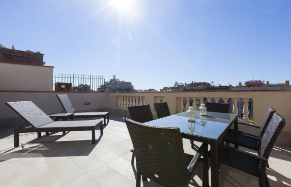 AB Psg Sant Joan AAB Apartment Barcelona -