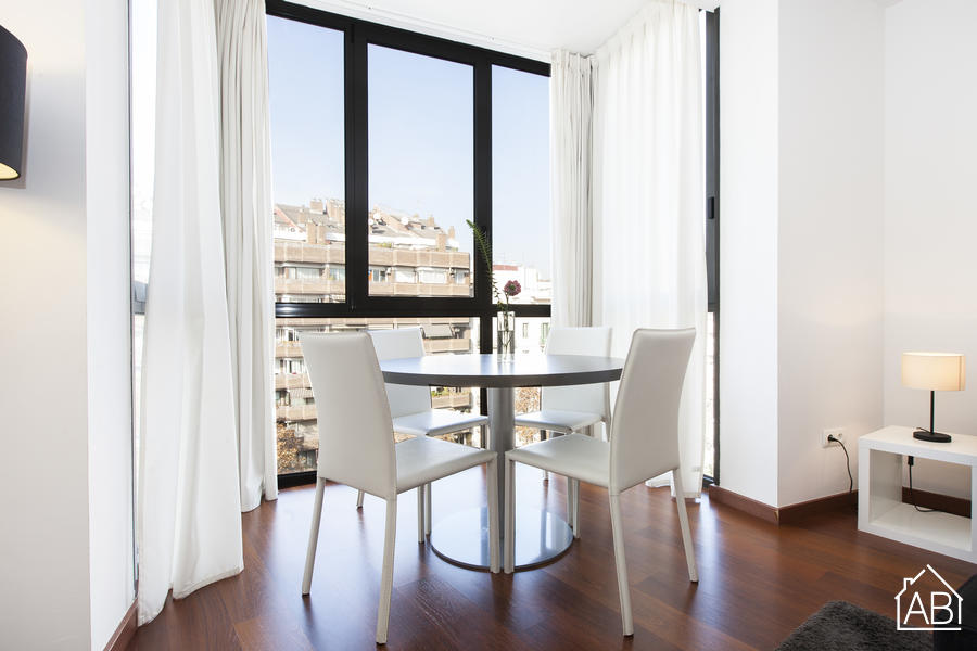 AB Roma Apartment 5-B -  Appartement Confortable à Eixample avec une Grande Terrasse Commune - AB Apartment Barcelona
