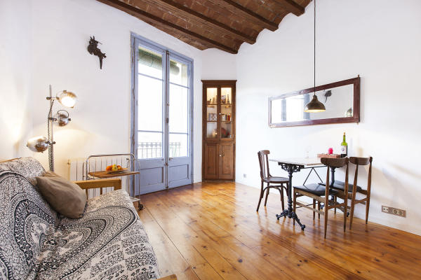 AB The Ramalleres Studio Apartment - Magnifico appartamento nel Raval - AB Apartment Barcelona