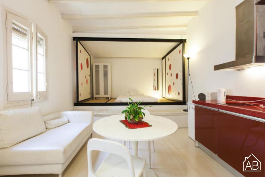 AB Barceloneta Sant Elm 6 - Stylish and modern beach apartment for rent - AB Apartment Barcelona