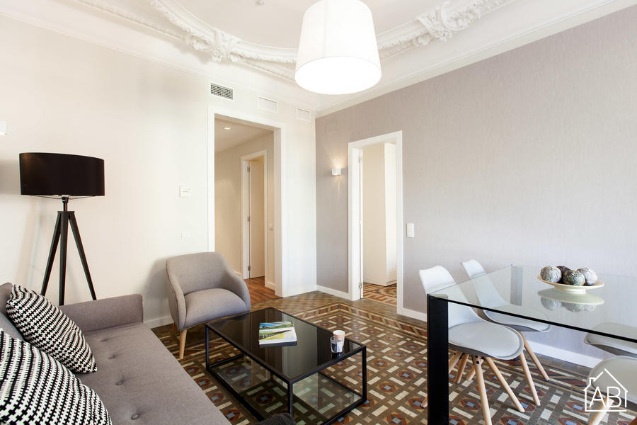 AB Casa Farreras 4-2-A - Luxury 2-bedroom Eixample Apartment with a Balcony - AB Apartment Barcelona