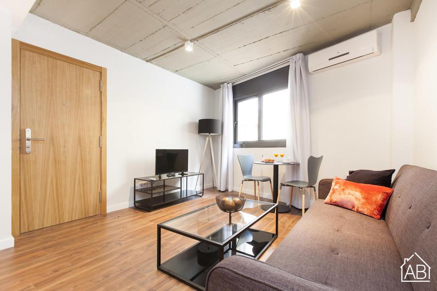 AB Roma Executive Suites E-B - Апартаменты с прекрасным видом на центр города рядом с Plaça Universitat - AB Apartment Barcelona