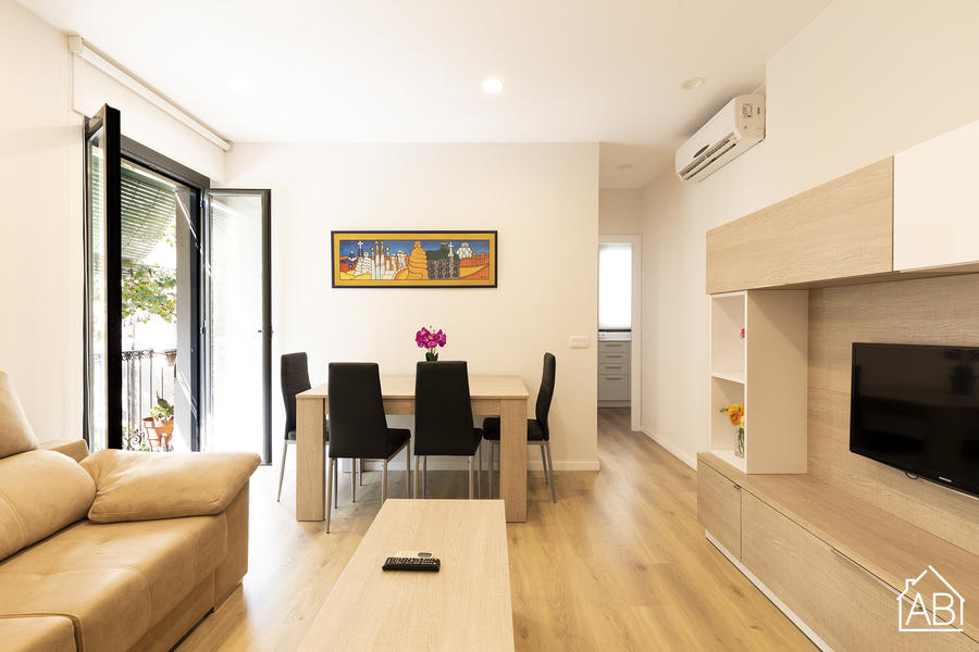 AB Plaza Barceloneta IV - Fantastisches Apartment in Barceloneta - AB Apartment Barcelona