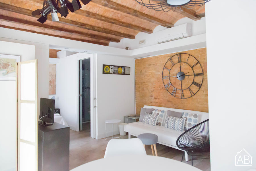 AB Barcelona Beach Salamanca V - Studio apartment in Barceloneta, perfect for couples  - AB Apartment Barcelona