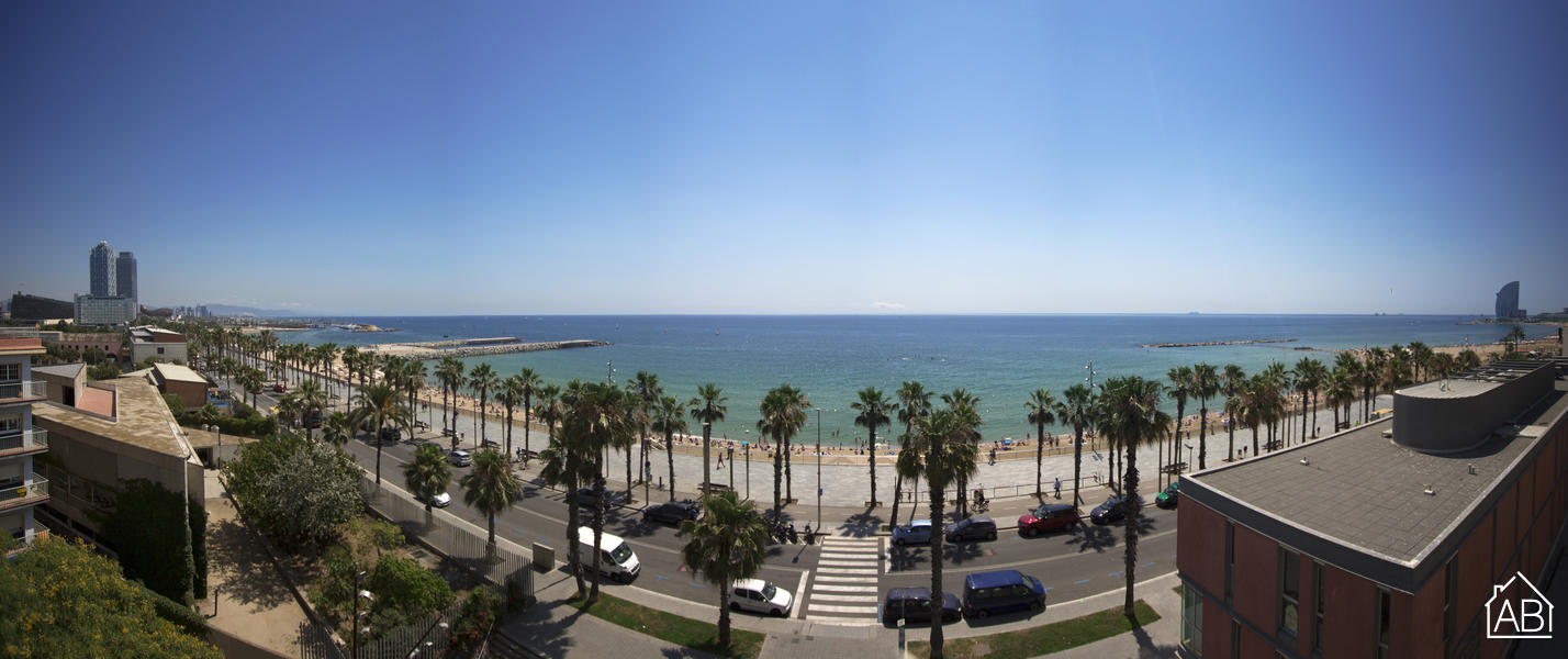 AB Penthouse Sea Views - AB Penthouse Sea Views - AB Apartment Barcelona