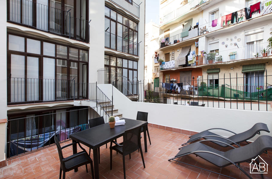 AB Margarit P-2 - AB Margarit P-2	AB Apartment Barcelona -