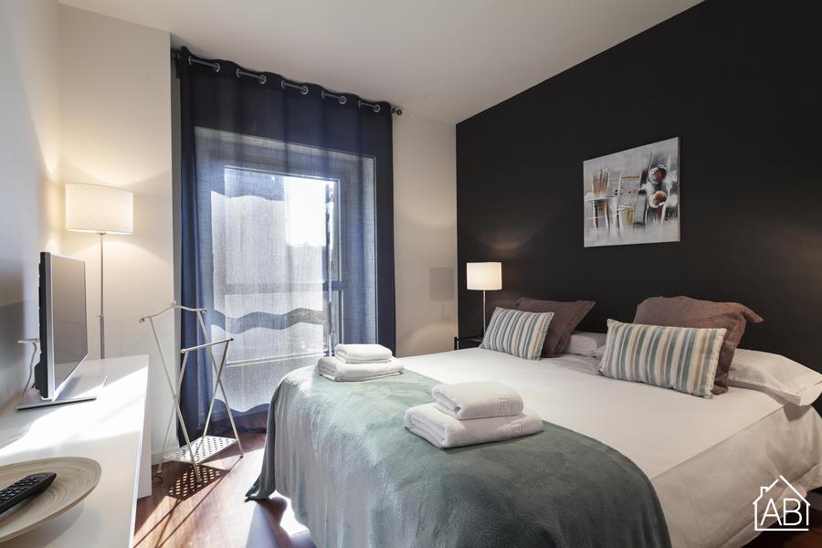 AB Plaça Catalunya 3-4 - Nieuw appartement met 2 slaapkamers, op een steenworp afstand van Plaça de Catalunya - AB Apartment Barcelona