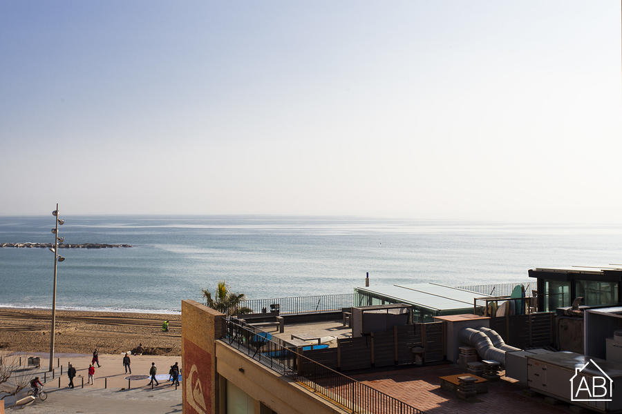 Barceloneta  Sea Road Sea Views - Recently renovated apartment with beautiful sea views - AB Apartment Barcelona