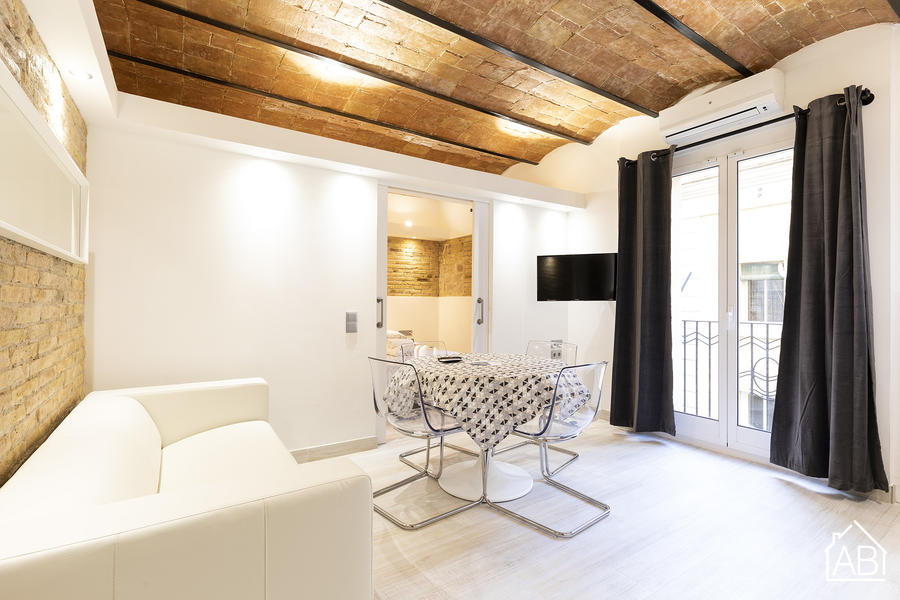 AB Barceloneta Sevilla IV - Beautifully refurbished one bedroom apartment found next to Barceloneta Beach - AB Apartment Barcelona