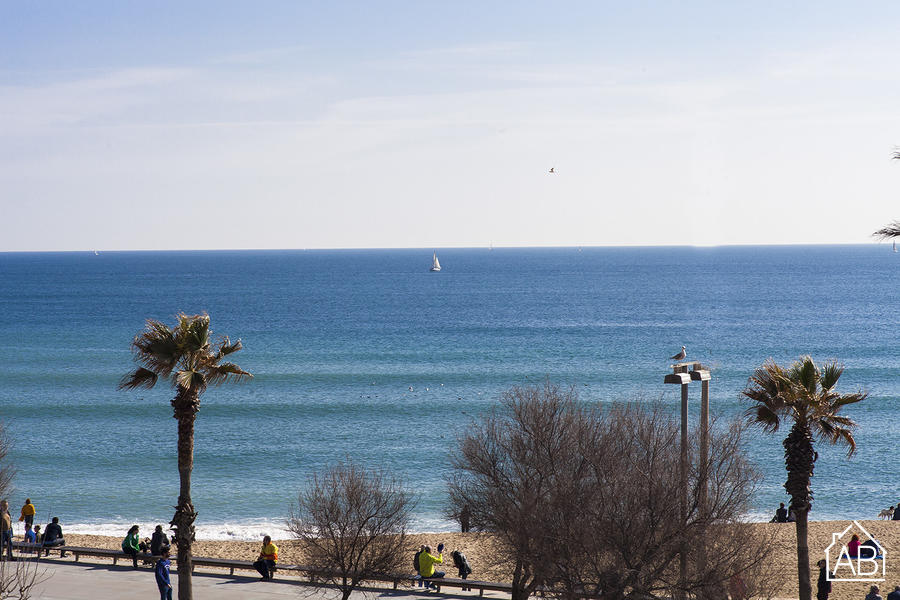 AB Salamanca Beach 2-3 - Beachside modern apartment for up to 7 people - AB Apartment Barcelona