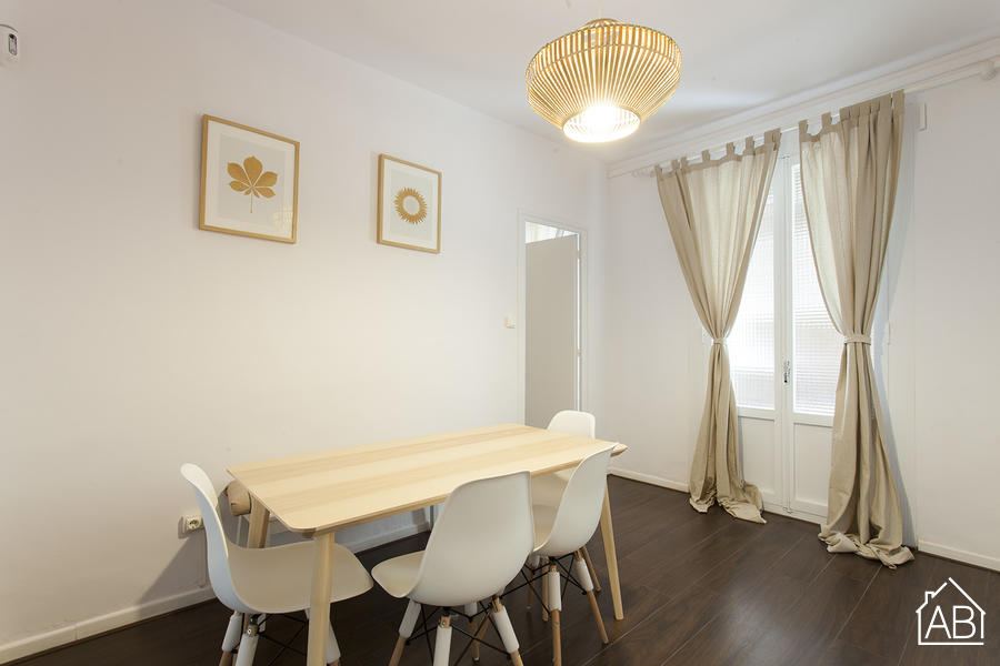 AB Barceloneta Saint Michael Street IX - Three bedroom apartment for rent in Barcelona, situated right by the beach - AB Apartment Barcelona