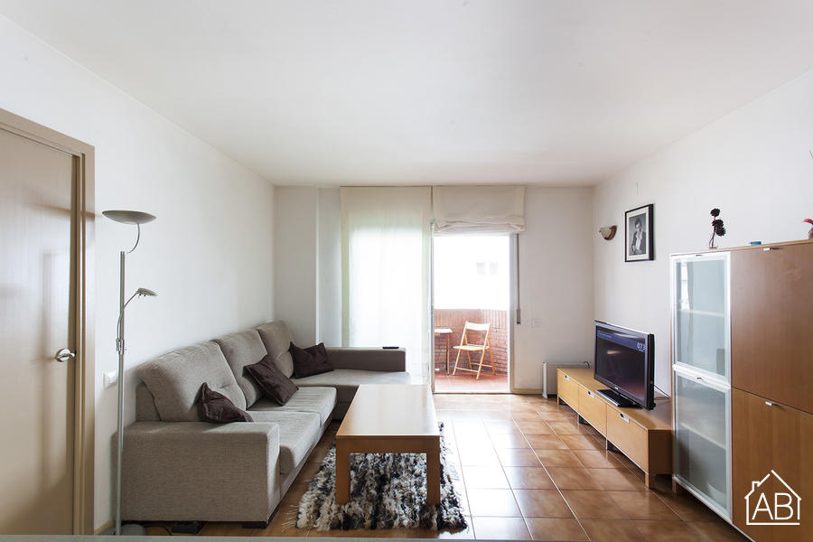 AB Sarria Tres Torres Apartment - Appartement lumineux au nord de Barcelone - AB Apartment Barcelona