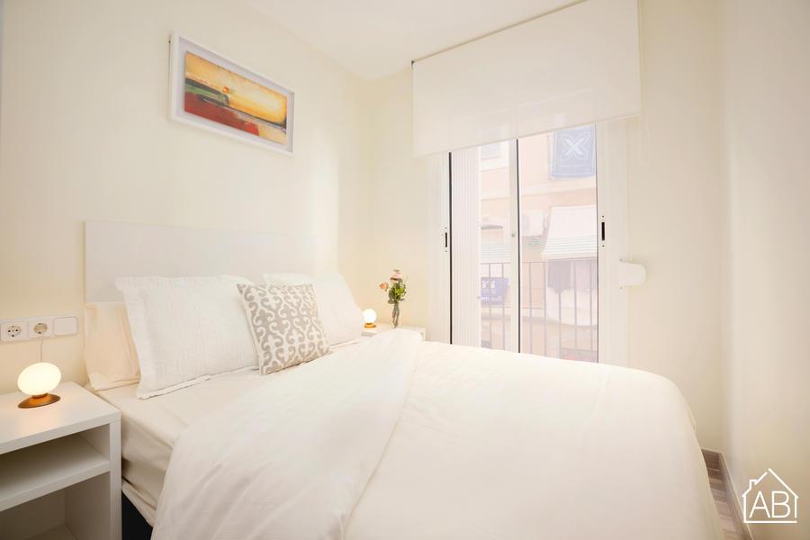 AB Barceloneta Vilajoiosa Beach I - شقة شاطئية حديثة ومشرقة من غرفتي نوم في برشلونيتاAB Apartment Barcelona -