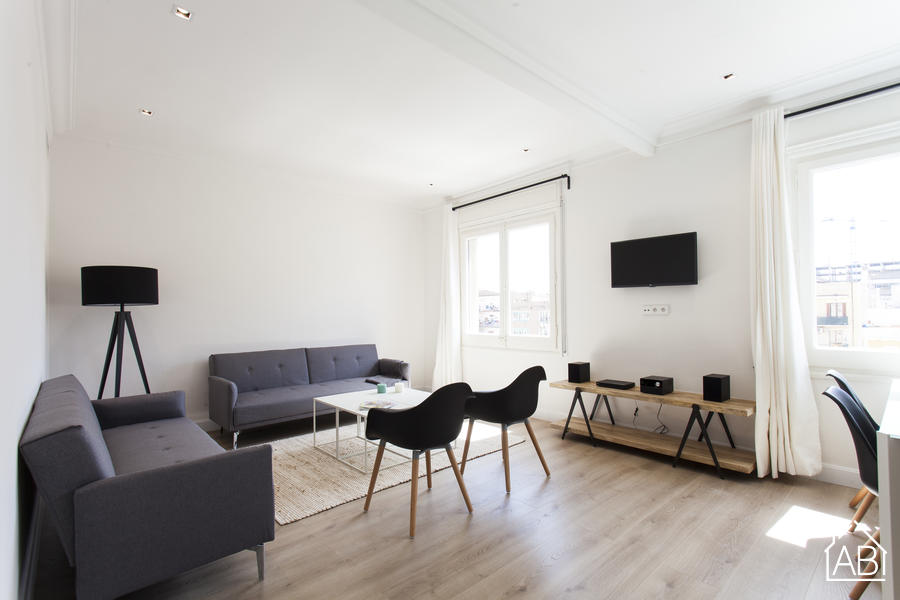 AB Rossello Spacious - Просторная четырехкомнатная квартира в Эшампле - AB Apartment Barcelona