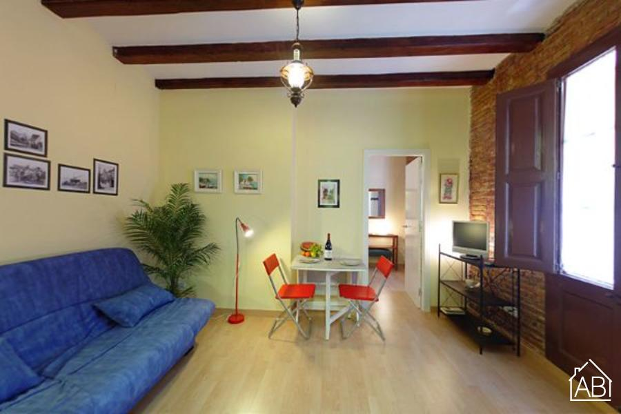 AB Barceloneta Beach 252 - Comfortable apartment for four people in the Barceloneta area - AB Apartment Barcelona