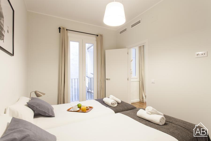 AB Plaça Espanya 2-4 - Schönes 3-Zimmer Apartment in Eixample unweit vom Plaça d´Espanya - AB Apartment Barcelona