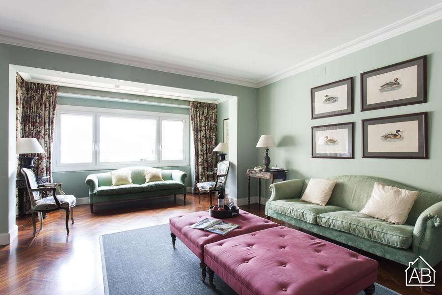 AB Passeig de Gracia Spacious - Elegantes Apartment für 5 auf der Passeig de Gràcia - AB Apartment Barcelona